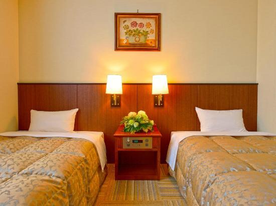 Hotel Gen Hamamatsu Inter: ツインルーム twin room