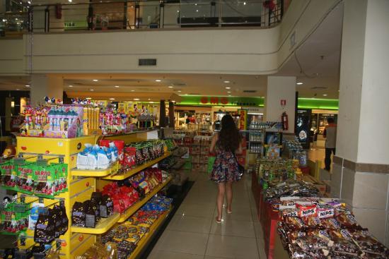 Langkawi Parade MegaMall: Inside