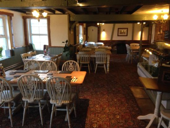 Cashmoor Inn: Beautiful restaurant