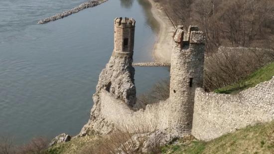 Castelo de Devín: Castello devin