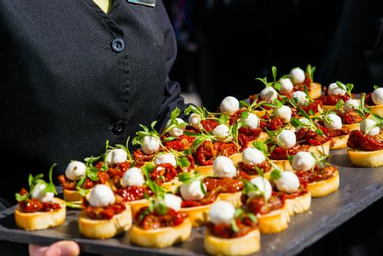 Canapes Picture Of Tregenna Castle Resort St Ives TripAdvisor - Canapes