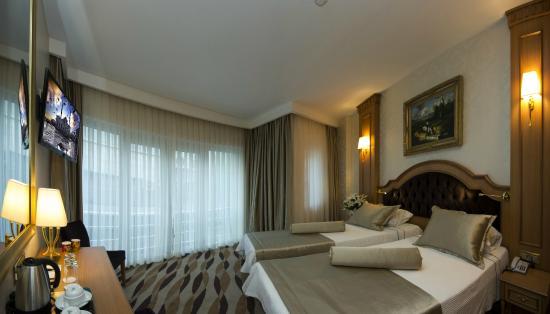 Aprilis Hotel: Standart Room