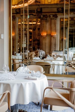 Photo of French Restaurant Le Louis XV - Alain Ducasse à l'Hôtel de Paris at Hotel De Paris, Monte-Carlo 98000, Monaco