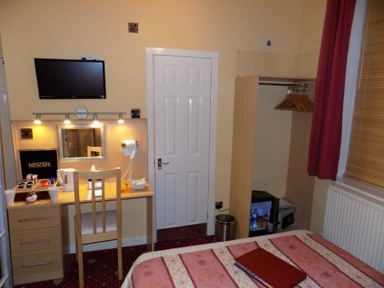 The Norwood Hull Road: Double room