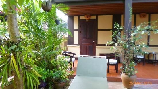 빌라 라오 우든 하우스 이미지