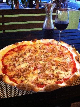 Ristorante Mimosa Pizzeria: Pizza Tonno