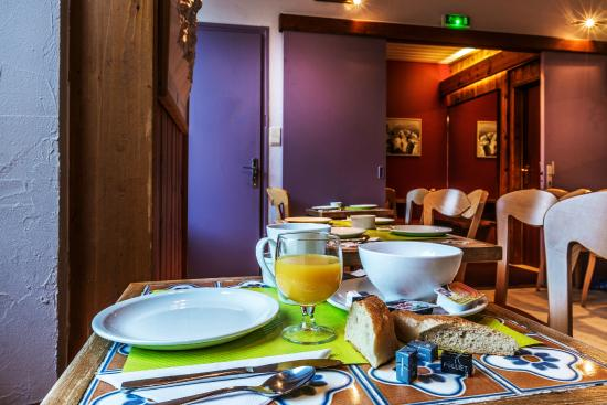 Hotel Le Chamonix: Petit déjeuner
