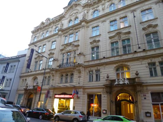 Hotel Century Old Town Prague Mgallery By Sofitel Super