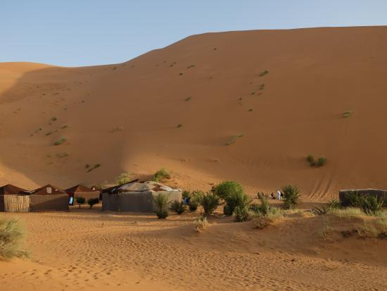 Auberge Chez Tihri 'Suerte Loca': Campamento