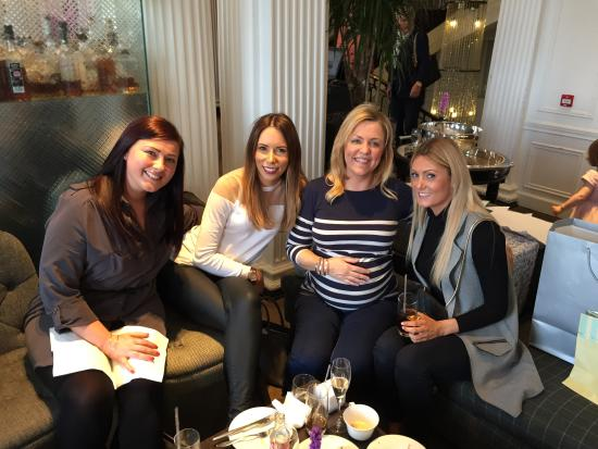 barkers baby shower picture of restaurant at blythswood square