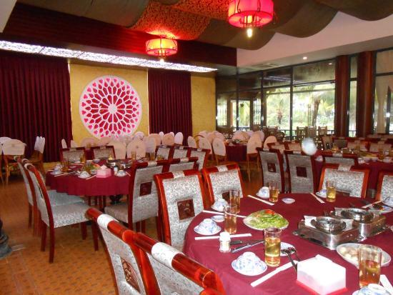 Saigon Hococ Seaside Beach Resort & Hotels: nhà hàng