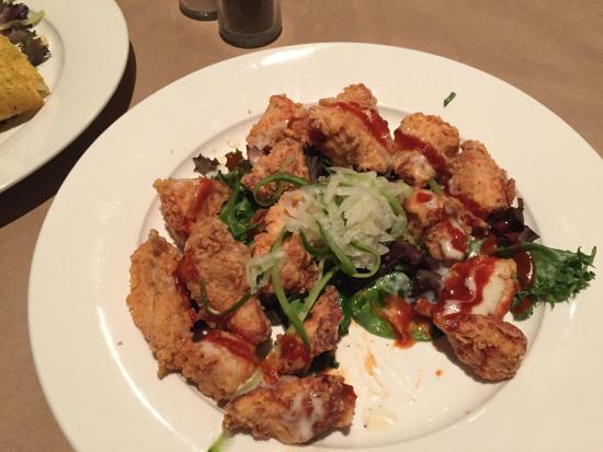 Buttermilk Fried Chicken - Picture of Commerce Kitchen, Huntsville ...