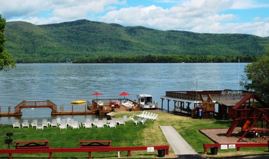 Photo of Flamingo Resort on Lake George Diamond Point