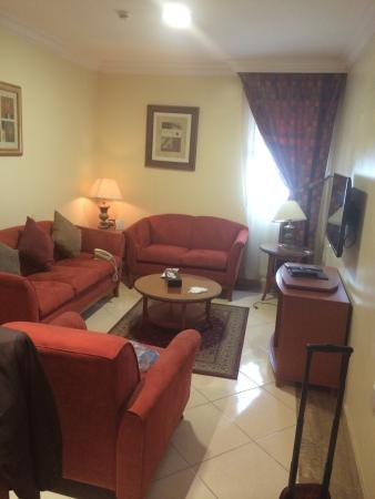 Al Ahsa, Arab Saudi: Suite