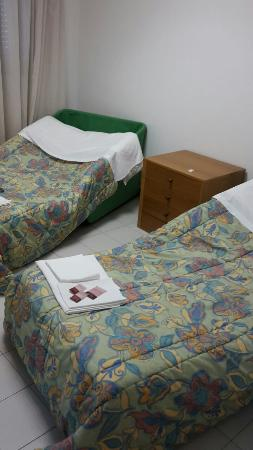 Tursport Hotel Residence : Letti singoli