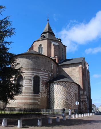Cathedrale Notre-Dame de la Sede