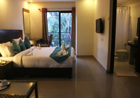 Nitya Resort: JACUZZI ROOM