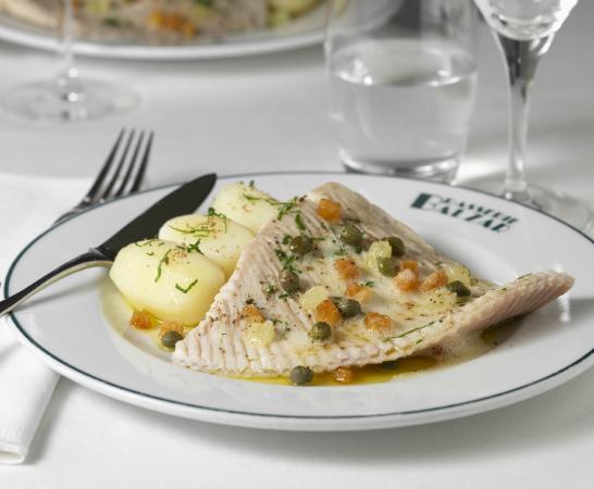 Restaurant brasserie balzar dans paris avec cuisine fran aise - Restaurant cuisine francaise paris ...