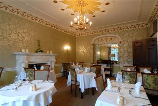 Donington Manor Hotel: Sage Restaurant