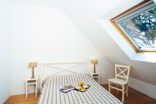 Residence Iroise Armorique: Chambre logement