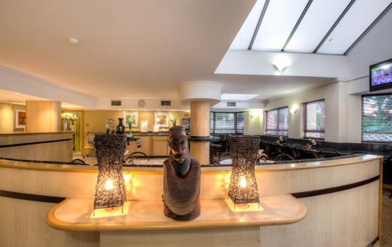 Road Lodge Durban: Hotel foyer