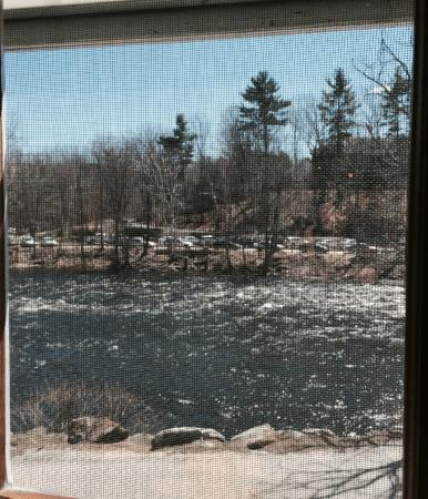 Daniel's Restaurant: Lunch with a view