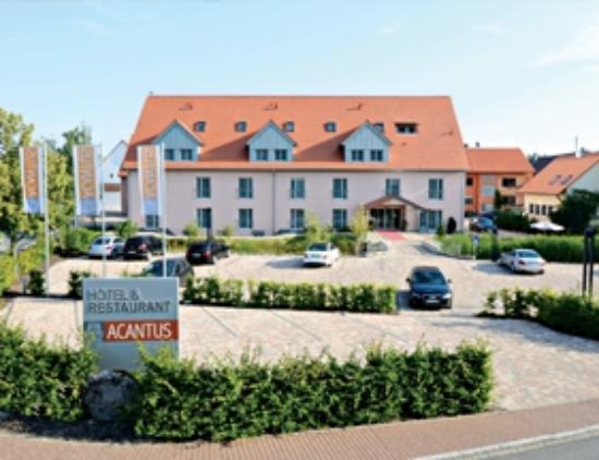 Acantus Hotel Restaurant Weisendorf