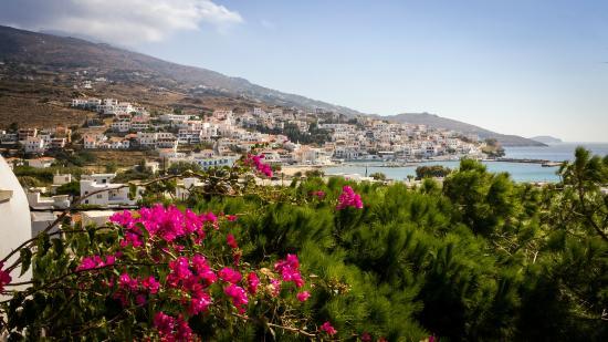 Villa Arni: View