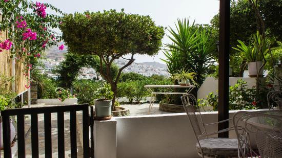 Villa Arni: Garden
