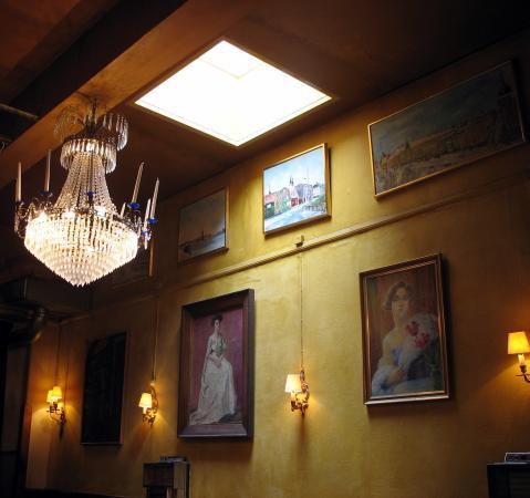 Photo of Modern European Restaurant Konditori Ritorno at Odengatan 80, Stockholm 113 22, Sweden