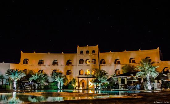 Salle de bain picture of kasbah hotel chergui erfoud for Salle de bain hotel