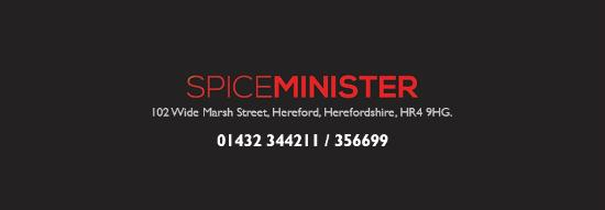 Spice Minister Express Kitchen