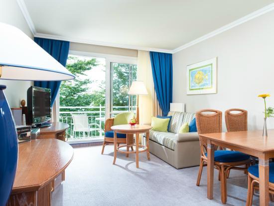 Travel Charme Strandhotel Bansin: Doppelzimmer Komfort