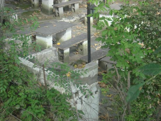 Villa Anizacate, Argentina: 4- Paradores