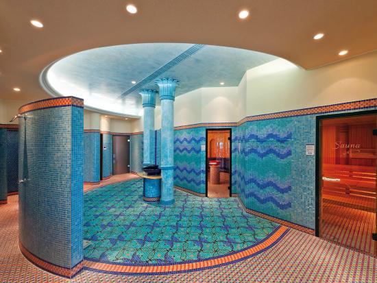 Travel Charme Strandhotel Bansin: Sauna