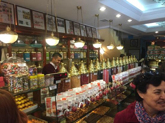 kadikoy shopping - Picture of Istanbul on Food - Culinary Tours, Istanbul - T...
