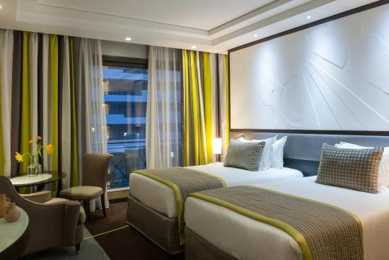 Sofitel Beirut Le Gabriel: Luxury Twin Room
