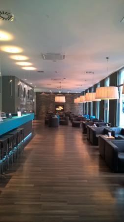 Motel One Leipzig-Nikolaikirche: Lobby/Bar