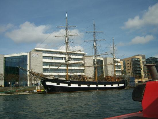Dublin Discovered Boat Tours: The Jennie Johnston