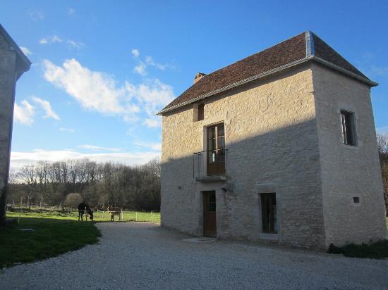 Haute-Saone, Francia: Le gîte