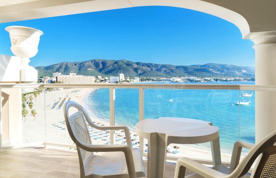 Hotel Seramar Comodoro Playa: Vistas desde la habitación