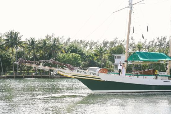Miami Aqua Tours: Heritage of Miami II is Available for private charters