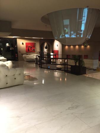 Palazzo Victoria: Uma das salas maravilhosas