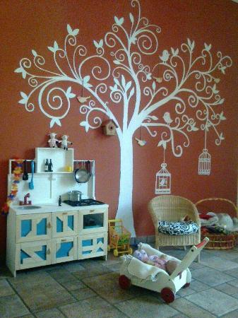 area bimbi!! kids area!! - picture of alma mora caffe e cucina ... - E Cucina Verona