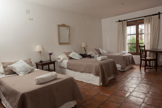 Las Moras Hotel: Nuestras habitaciones