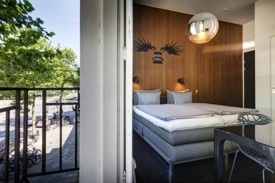 Hotel V Frederiksplein: V double