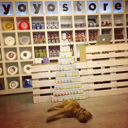 Photo of Tourist Attraction Yoyo Store at V Jircharich 1285/12, Prague 110 00, Czech Republic