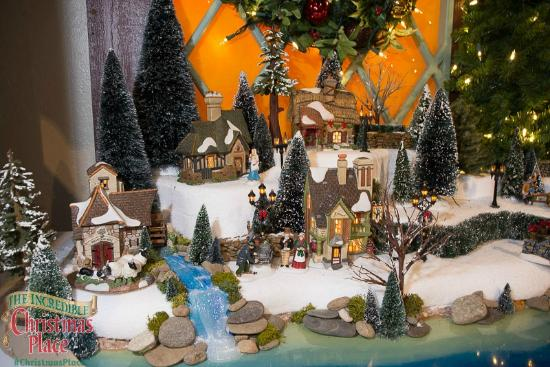 Department 56 And Harley Davidson A Christmas Match Picture Of