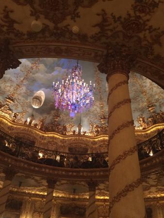 Turandot: Шикарный дизайн