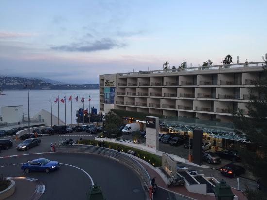 Fairmont Monte Carlo: Hotel exterior